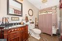 Bathroom - 10140-A LENHART RD, FREDERICK