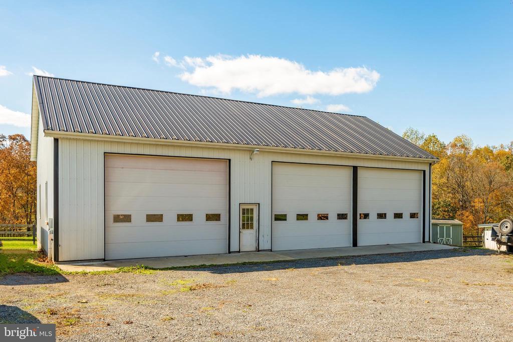 Garage - 10140-A LENHART RD, FREDERICK