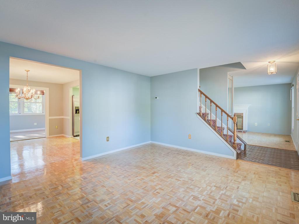 Living Room - 10849 SPLIT OAK LN, BURKE