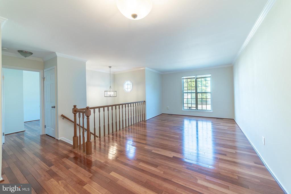 Livingroom - 6002 POWELLS LANDING RD, BURKE