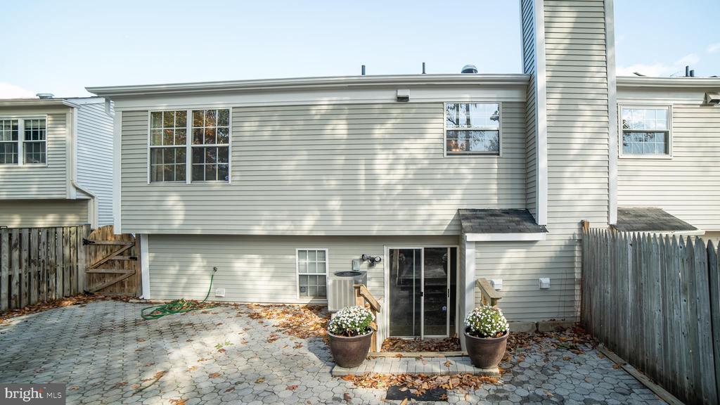 Exterior-Back yard - 6002 POWELLS LANDING RD, BURKE