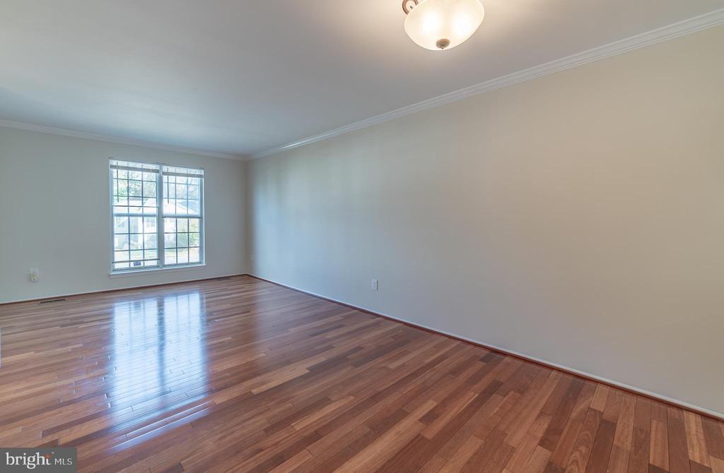Living room - 6002 POWELLS LANDING RD, BURKE