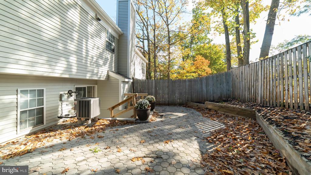 Exterior -Back Yard - 6002 POWELLS LANDING RD, BURKE