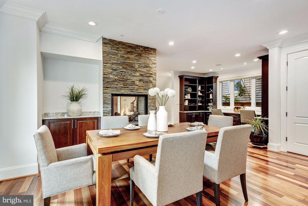 Dining Room - 4415 P ST NW, WASHINGTON