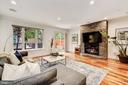 Living Room - 4415 P ST NW, WASHINGTON