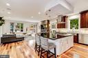 Recessed Lighting & Speakers - 4415 P ST NW, WASHINGTON