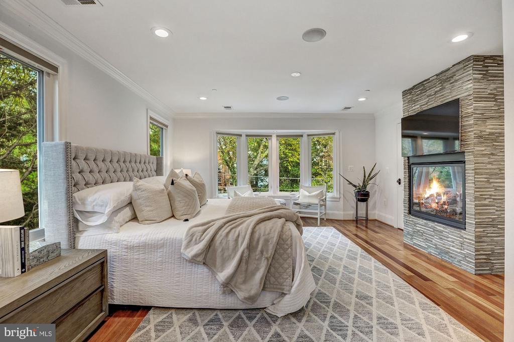 Master Bedroom - 4415 P ST NW, WASHINGTON