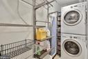 Laundry Room - 1401 N OAK ST #309, ARLINGTON