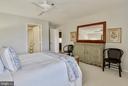 Master bedroom - 1401 N OAK ST #309, ARLINGTON