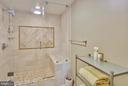 Master bath * renovated - 1401 N OAK ST #309, ARLINGTON