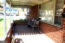 Front porch - 6909 RANDOLPH ST, HYATTSVILLE