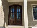 Front Door - 2007 N INGLEWOOD ST, ARLINGTON