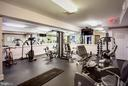 Gym, Clubhouse, Business Center, Pool - 1603 LEEDS CASTLE DR, VIENNA