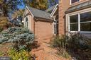 Brick Walkway to Front Entrance - 7028 HUNTER LN, HYATTSVILLE