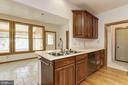 Kitchen and Breakfast Room - 7028 HUNTER LN, HYATTSVILLE