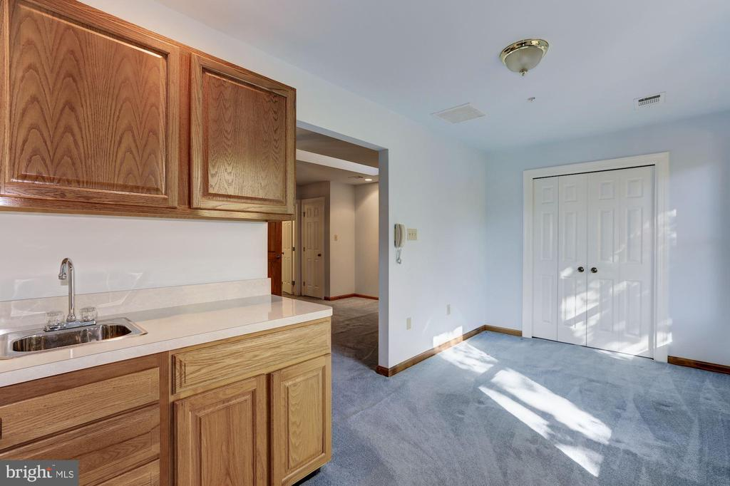 Living Space off BR#4 - 7028 HUNTER LN, HYATTSVILLE