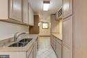 Lower Level Kitchenette - 7028 HUNTER LN, HYATTSVILLE
