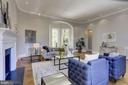 The perfect space for elegant entertaining - 3306 R ST NW, WASHINGTON