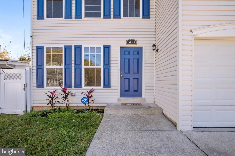 Single Family Homes por un Venta en Capitol Heights, Maryland 20743 Estados Unidos