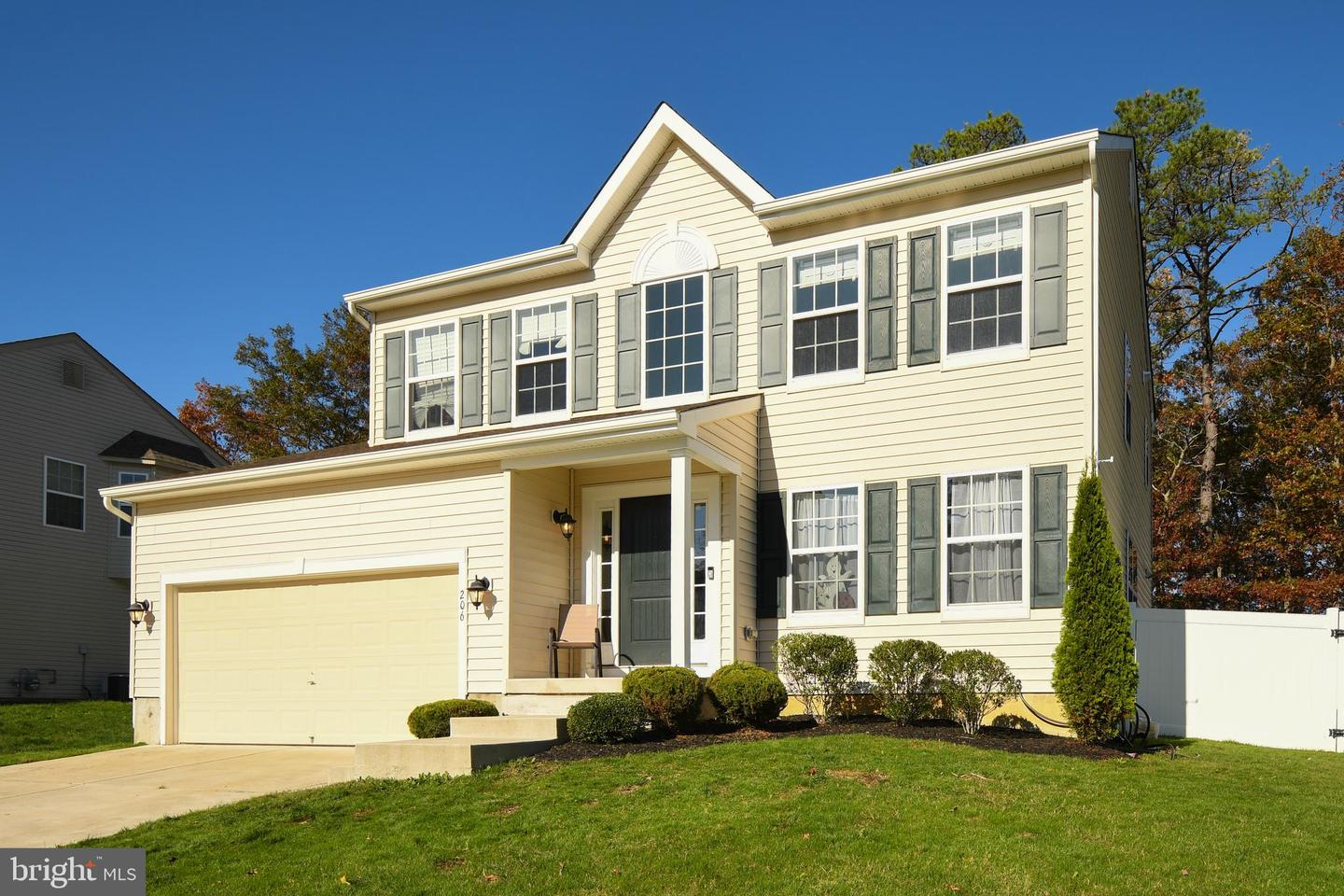 Single Family Homes for Sale at Egg Harbor Township, New Jersey 08234 United States
