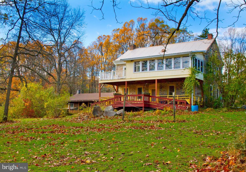 Single Family Homes للـ Sale في Fleetwood, Pennsylvania 19522 United States