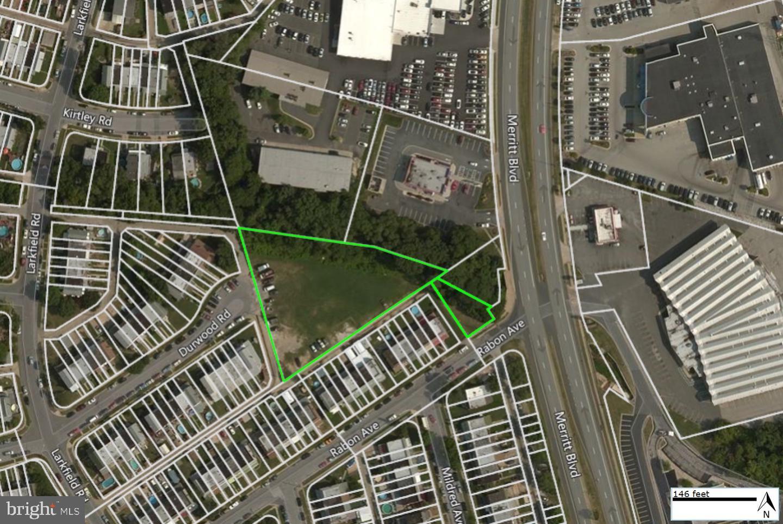 土地 のために 売買 アット Dundalk, メリーランド 21222 アメリカ