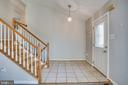 Inviting Entraceway - 4335 SILAS HUTCHINSON DR, CHANTILLY
