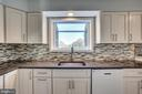Kitchen w/ Beautiful Back Splash - 4335 SILAS HUTCHINSON DR, CHANTILLY