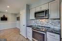 Kitchen w/ Room for Table - 4335 SILAS HUTCHINSON DR, CHANTILLY