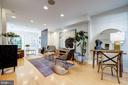 Living Room - 2708 OLIVE ST NW, WASHINGTON