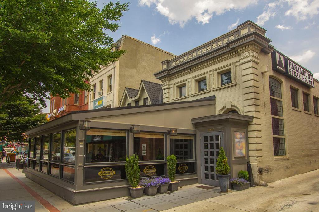 Enjoy all the Dupont Circle Restaurants - 1755 18TH ST NW, WASHINGTON