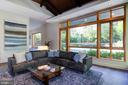Family Room with view of the pool - 4611 36TH ST N, ARLINGTON