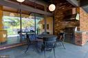 Covered patio - 4611 36TH ST N, ARLINGTON