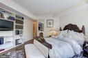 Second bedroom suite - 5600 WISCONSIN AVE #202, CHEVY CHASE