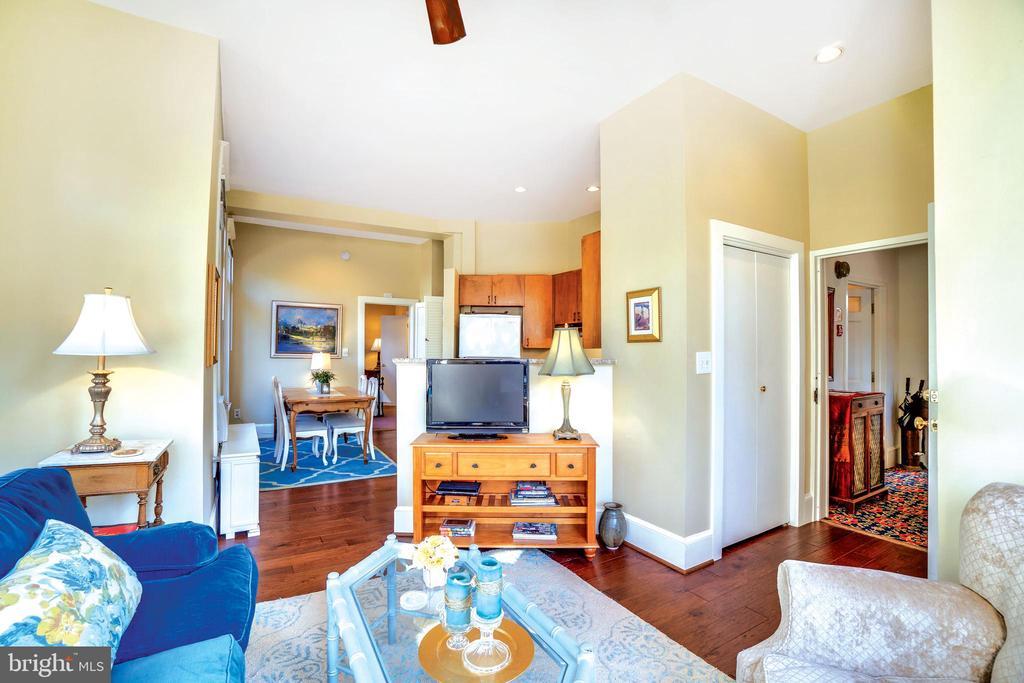 Unit 100: AirBnB rental unit - 1755 18TH ST NW, WASHINGTON