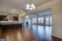 Open and Flowing floorplan! - 42560 DREAMWEAVER DR, BRAMBLETON