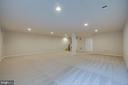 A wide open area - 42560 DREAMWEAVER DR, BRAMBLETON