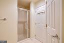 Master Bath, Dual Vanity, Soaker Tub, Sep Shower - 1603 LEEDS CASTLE DR, VIENNA