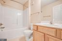 Bath - 501 GARRISON WOODS DR #203, STAFFORD