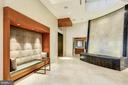 Lobby - 7171 WOODMONT AVE #605, BETHESDA