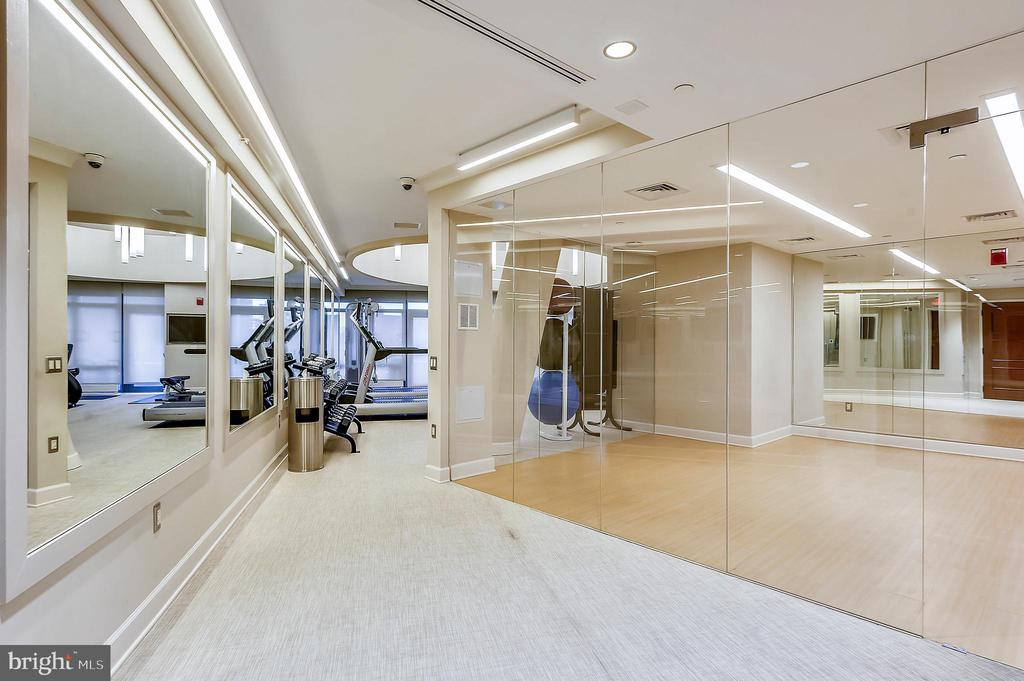Fitness Center - 7171 WOODMONT AVE #605, BETHESDA