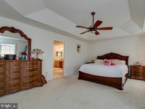 Master Bed  Room - 4423 CARRICO DR, ANNANDALE
