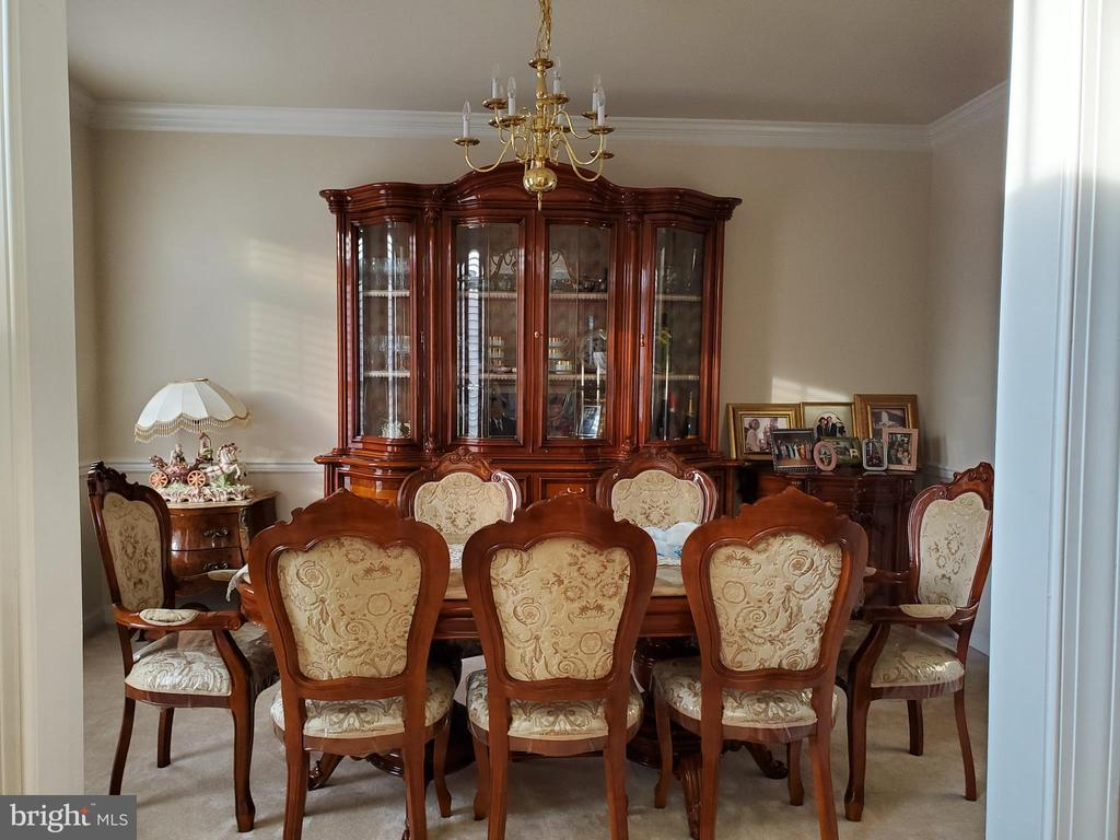 Dining Room - 4423 CARRICO DR, ANNANDALE
