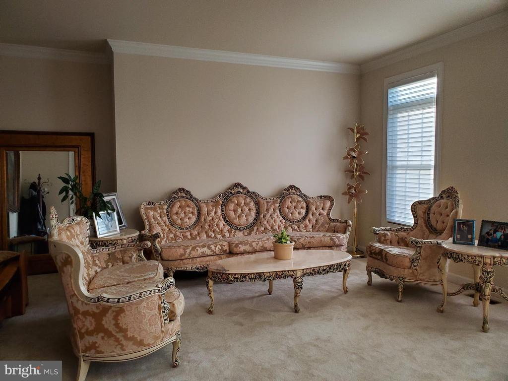 LIving Room - 4423 CARRICO DR, ANNANDALE