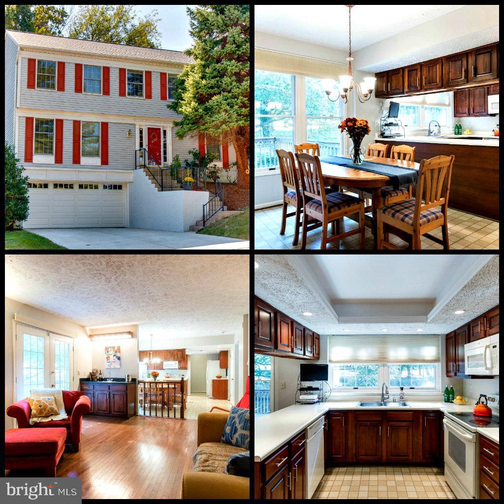 Single Family Homes voor Verkoop op Catonsville, Maryland 21228 Verenigde Staten