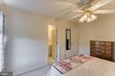 Bedroom #4 with private full bathroom - 13171 RETTEW DR, MANASSAS