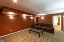 Theater room - 13171 RETTEW DR, MANASSAS