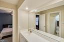 Jack-n-Jill full bathroom - 13171 RETTEW DR, MANASSAS