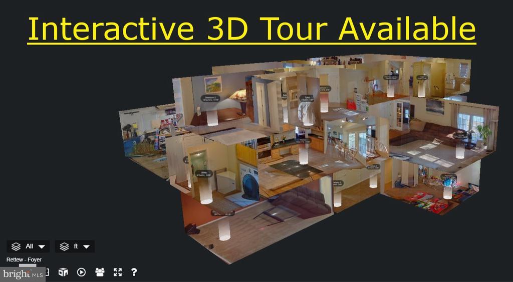 Check out the 3D Tour - 13171 RETTEW DR, MANASSAS