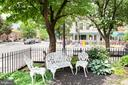Sunny side garden - 1755 18TH ST NW, WASHINGTON